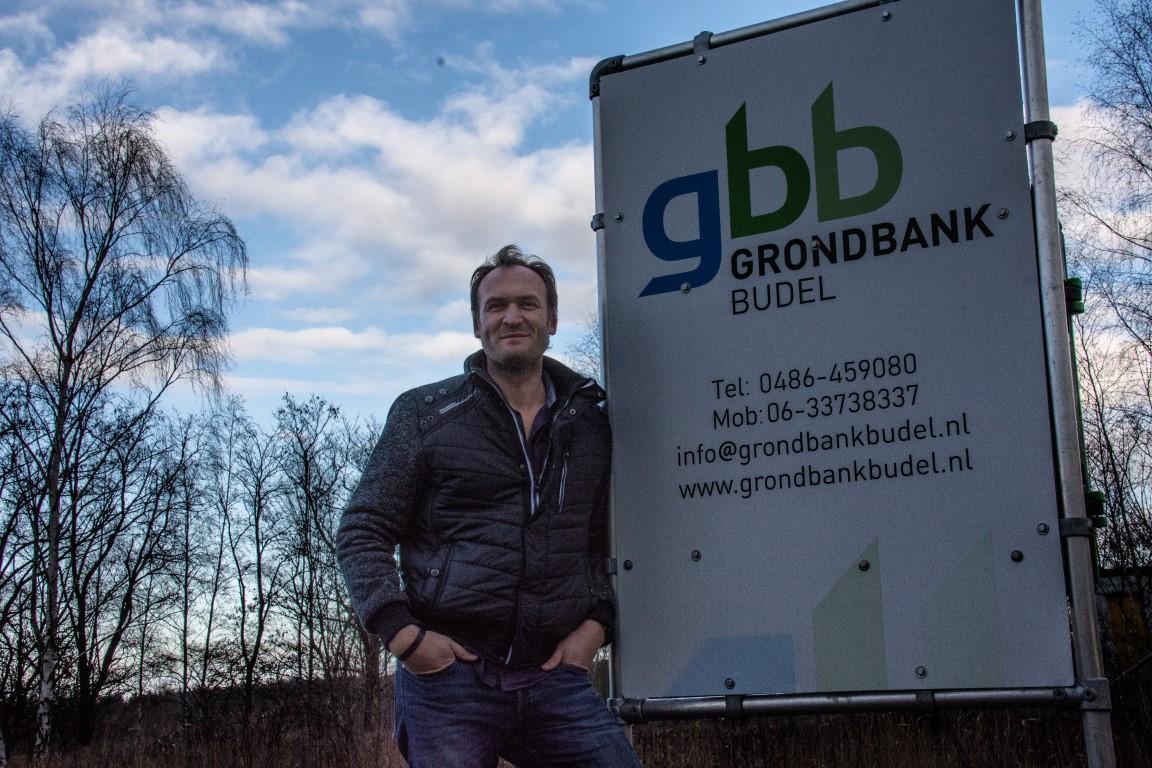 Grondbank Budel Frank Smits